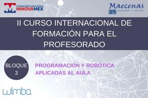 programacion y robotica aplicadas al aula
