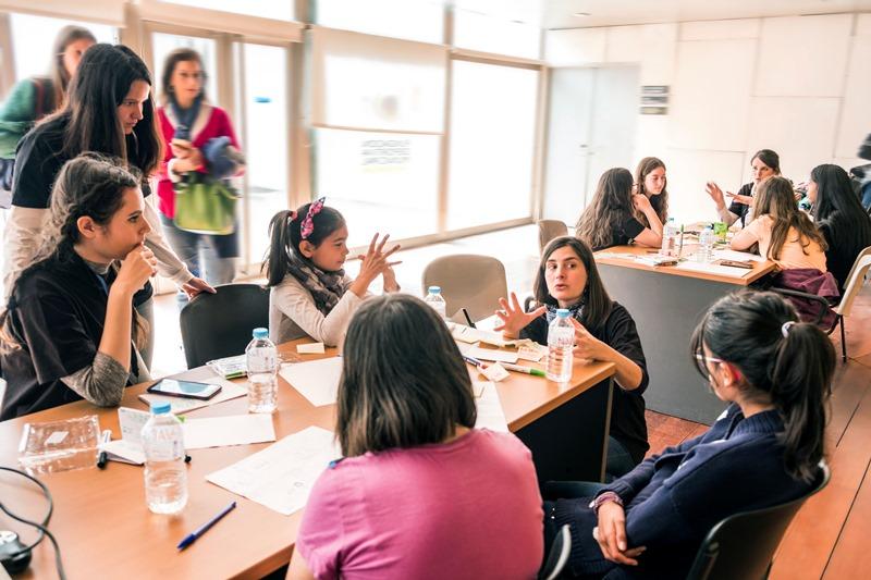 wimba en WomenTechMakers