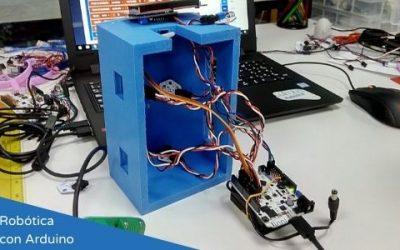 Robótica con Arduino